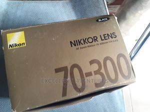 Nikon Lens 70-300 | Accessories & Supplies for Electronics for sale in Lagos State, Ikeja