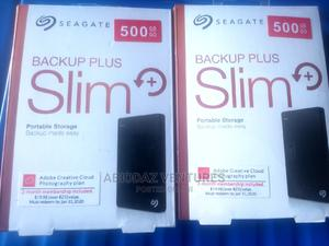 500GB Seagate External Hard Drive USB 3.0   Computer Hardware for sale in Oyo State, Ogbomosho North