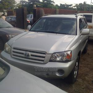 Toyota Highlander 2007 Silver   Cars for sale in Lagos State, Amuwo-Odofin