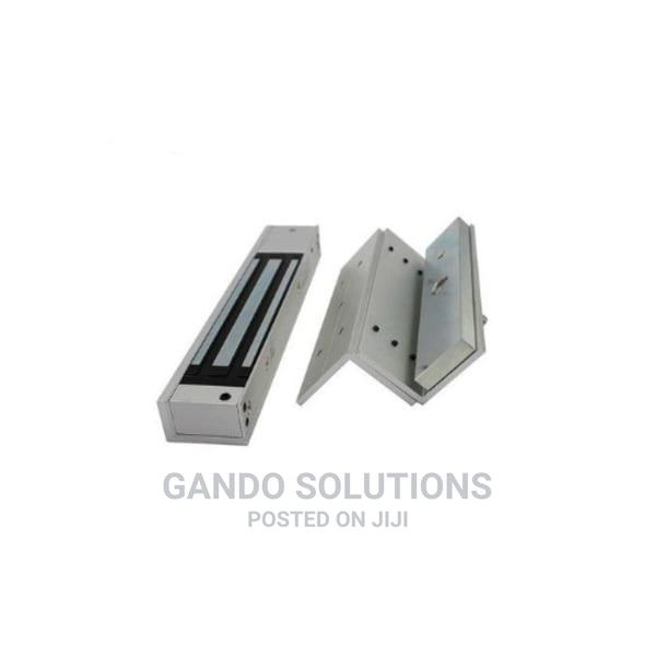 Archive: 280 Kg Zl Bracket With Magnetic Lock for Access Control