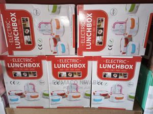 Electric Lunchbox/ Food Warming Flask 40watts.   Kitchen Appliances for sale in Lagos State, Ojo