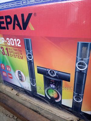 JIEPAK 3012 Multiple Sound System Speaker | Audio & Music Equipment for sale in Lagos State, Abule Egba