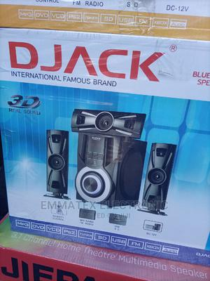 Djack Famous Sound System Bluetooth Speaker | Audio & Music Equipment for sale in Lagos State, Ikotun/Igando