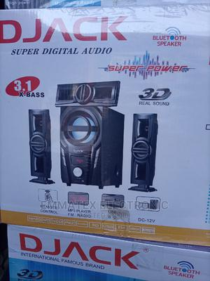 Djack Super Digital Home Theater Sound System | Audio & Music Equipment for sale in Lagos State, Ipaja
