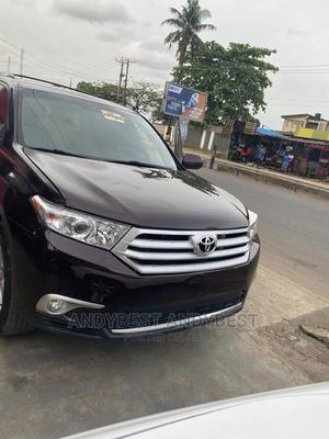 Toyota Highlander 2012 Limited Brown | Cars for sale in Lagos State, Ikeja