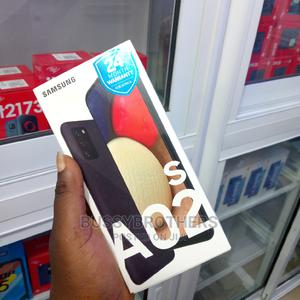 New Samsung Galaxy A02S 32 GB Black | Mobile Phones for sale in Lagos State, Ikeja