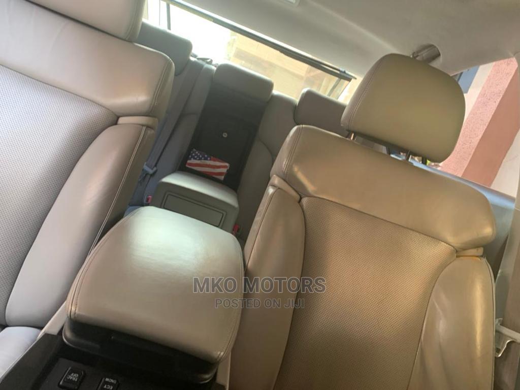 Archive: Lexus GS 2008 300 Silver