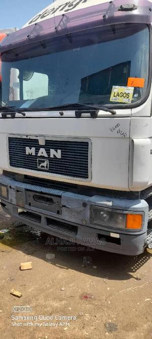 Man Diesel Truck With 8tyres | Trucks & Trailers for sale in Lagos State, Alimosho