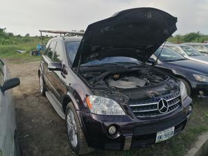 Mercedes-Benz M Class 2007 ML 63 AMG Brown | Cars for sale in Delta State, Warri