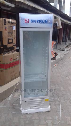 SKYRUN Showcases Glass Refrigerator 100%Copper | Store Equipment for sale in Lagos State, Ikorodu