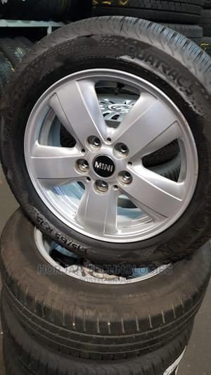 Four 15 Inches Alloy Wheels / Rims With Tires | Vehicle Parts & Accessories for sale in Lagos State, Ibeju