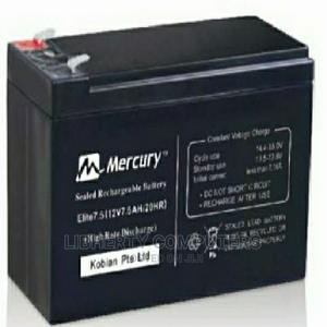 7.5ah 12V UPS Battery, Electronics, Inverter,Solar Energy | Accessories & Supplies for Electronics for sale in Lagos State, Ojo
