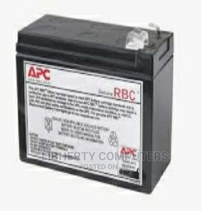 APC UPS Battery, 12v, 7.5ah, Inverter, Solar Energy, | Accessories & Supplies for Electronics for sale in Lagos State, Ojo