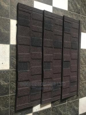 Docherich Shingle Stone Coated Roofing Sheet for Sale Now   Building Materials for sale in Lagos State, Ajah