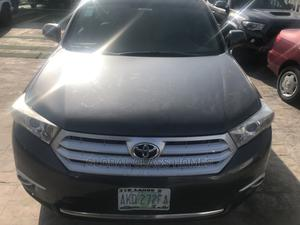 Toyota Highlander 2012 Limited Gray | Cars for sale in Lagos State, Ajah