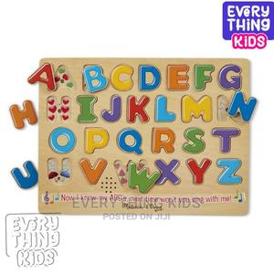 Alphabet Sound Puzzle – 26 Pieces | Toys for sale in Lagos State, Ikeja
