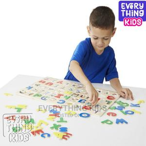 Upper Lower Case Alphabet Puzzle | Toys for sale in Lagos State, Ikeja