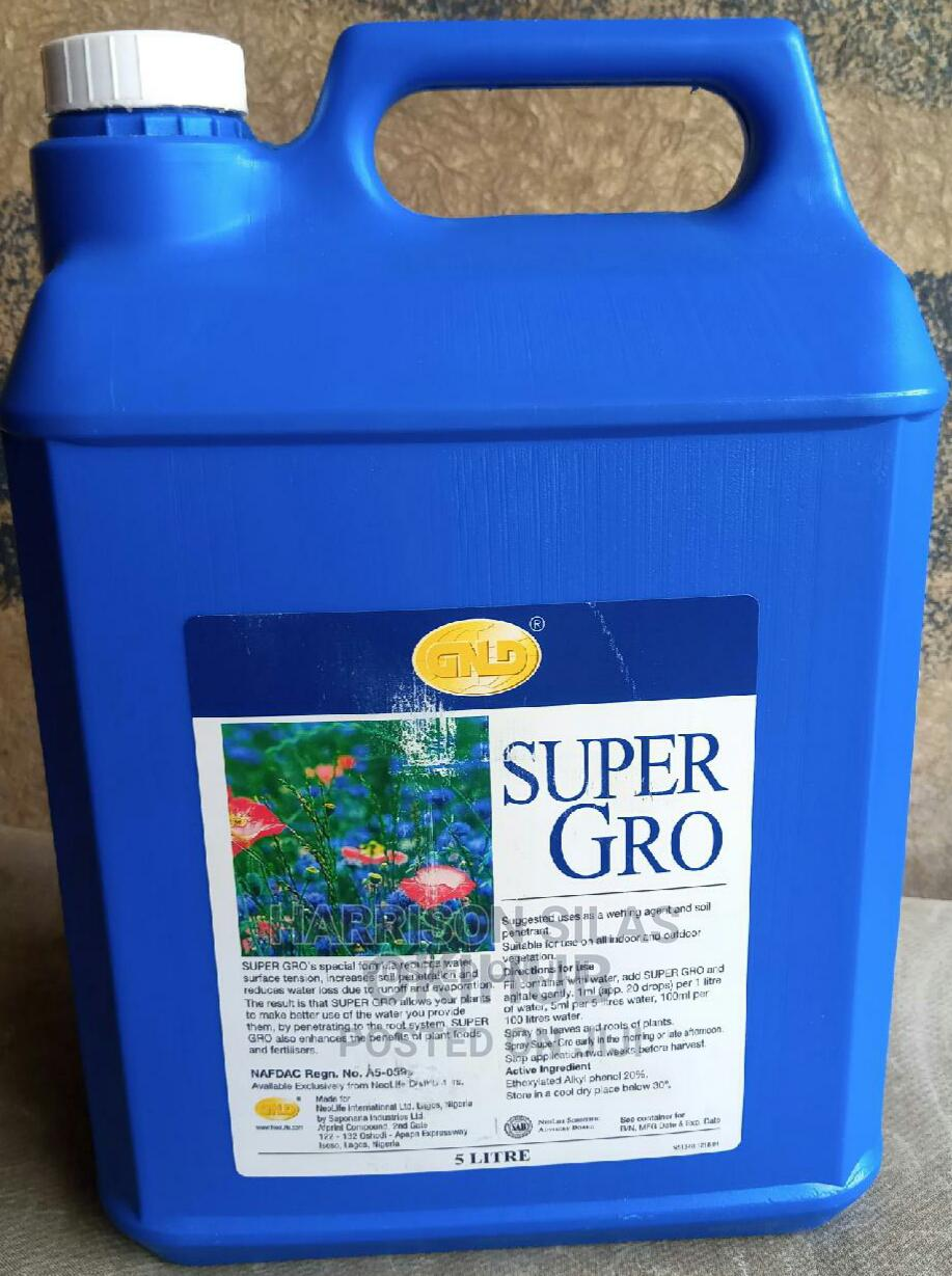Archive: GNLD Super Gro