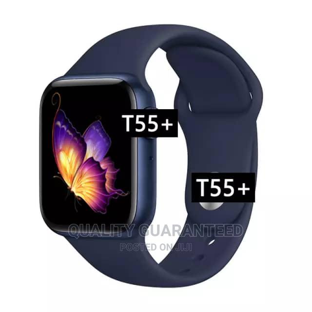 T55+ Series 6   Smart Watches & Trackers for sale in Shomolu, Lagos State, Nigeria