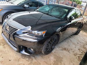 Lexus IS 2014 250 4WD Black   Cars for sale in Lagos State, Ojodu
