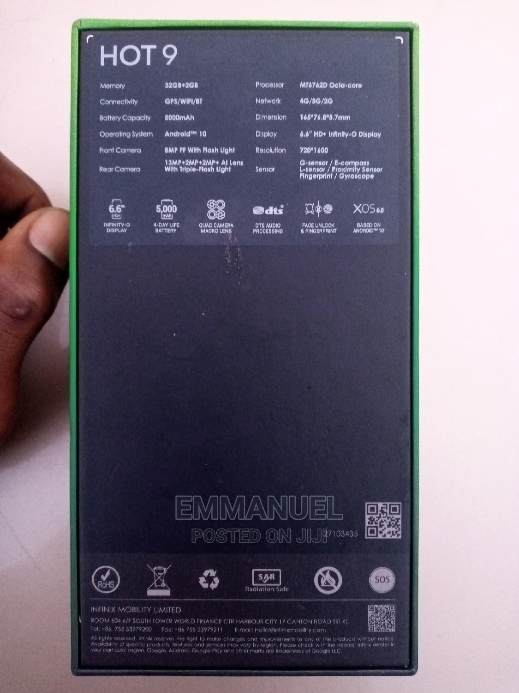 Infinix Hot 9 32 GB Purple   Mobile Phones for sale in Obio-Akpor, Rivers State, Nigeria