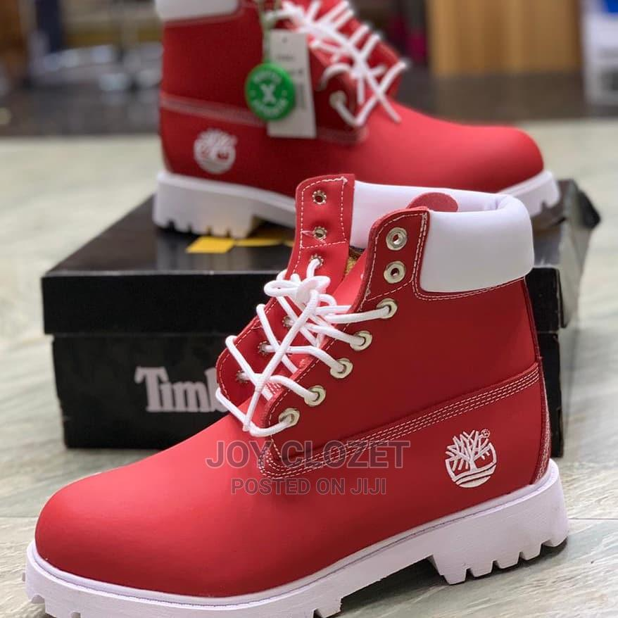 Timber Land Shoes