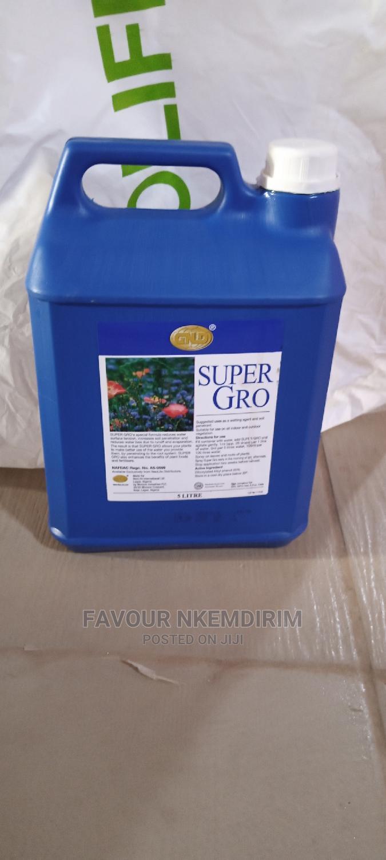 Archive: Super Gro Liquid Fertilizer