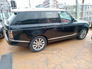 Land Rover Range Rover Vogue 2017 Black | Cars for sale in Lagos State, Surulere