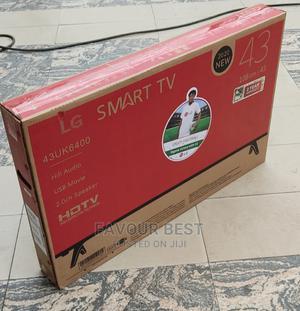 "LG Led Smart TV 43""Inch Netflix Youtube App Free Mount 2yrs   TV & DVD Equipment for sale in Lagos State, Ojo"