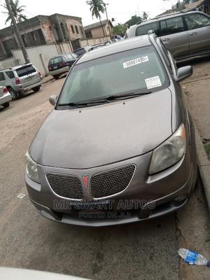 Pontiac Vibe 2005 1.8 AWD Gray   Cars for sale in Lagos State, Amuwo-Odofin