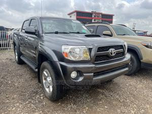 Toyota Tacoma 2011 Double Cab V6 Automatic Gray | Cars for sale in Lagos State, Ojodu