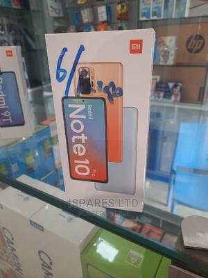 New Xiaomi Redmi Note 10 Pro 128 GB Black | Mobile Phones for sale in Rivers State, Port-Harcourt