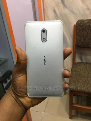 Nokia 6 32 GB Silver | Mobile Phones for sale in Lagos State, Ikeja