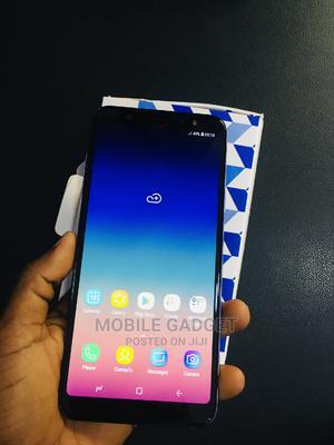 Samsung Galaxy A6 Plus 32 GB Silver   Mobile Phones for sale in Lagos State, Lagos Island (Eko)