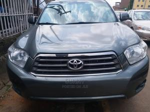 Toyota Highlander 2010 Gray | Cars for sale in Lagos State, Ikeja