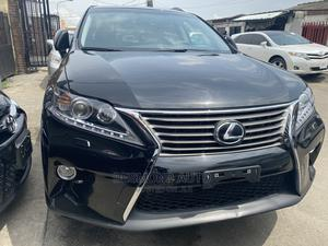 Lexus RX 2013 Black   Cars for sale in Lagos State, Surulere