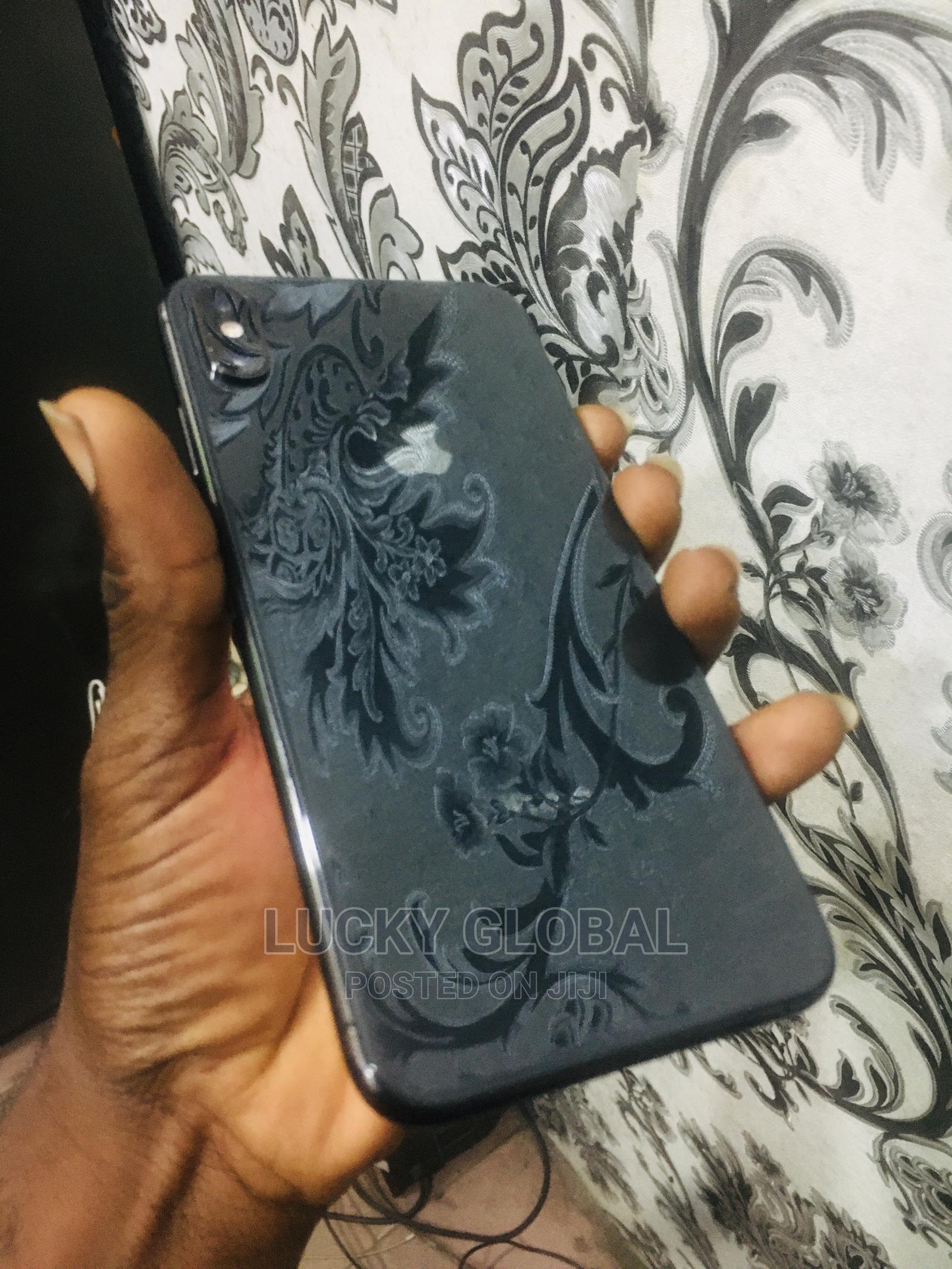 Apple iPhone XS Max 64 GB Black | Mobile Phones for sale in Ikeja, Lagos State, Nigeria
