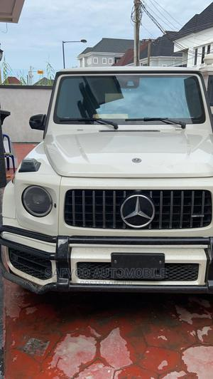 Mercedes-Benz G-Class 2019 White | Cars for sale in Lagos State, Lekki
