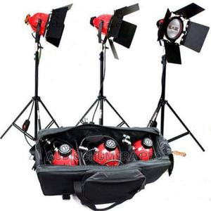 Red Head Light With Stand | Stage Lighting & Effects for sale in Lagos State, Ikeja