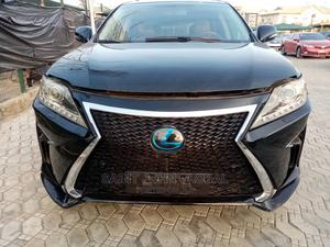 Lexus RX 2014 350 AWD Black | Cars for sale in Lagos State, Ajah
