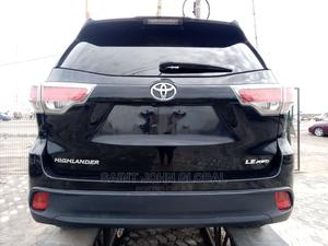 Toyota Highlander 2015 Black   Cars for sale in Lagos State, Lekki