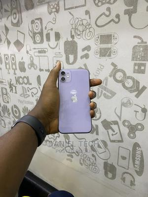 Apple iPhone 11 64 GB Purple | Mobile Phones for sale in Abuja (FCT) State, Wuse