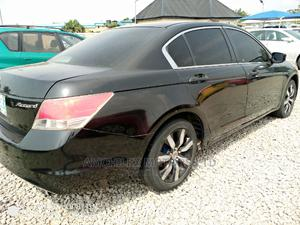 Honda Accord 2010 Sedan EX Automatic Black | Cars for sale in Nasarawa State, Karu-Nasarawa