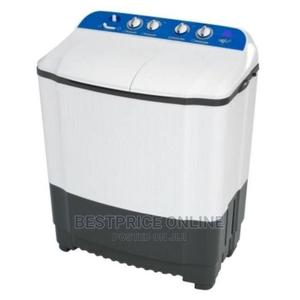 Hisense 10kg Twin Tub Washing Machine WM-101WSKA   Home Appliances for sale in Lagos State, Ikeja