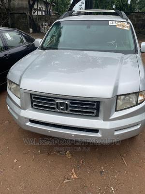 Honda Ridgeline 2006 RTS Silver | Cars for sale in Lagos State, Ikotun/Igando