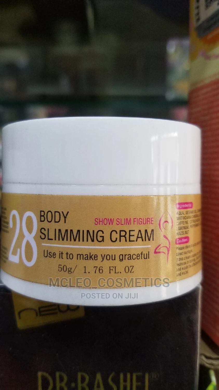 Archive: Body Slimming Cream