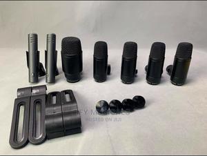 7 Set Drum Microphones | Audio & Music Equipment for sale in Lagos State, Ojo