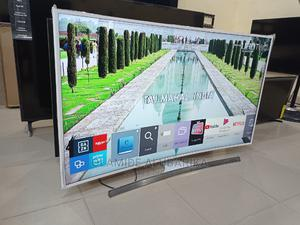 Samsung UE55JU6580 55inch UHD, Curved, Smart 4k TV,Wi-fi. | TV & DVD Equipment for sale in Lagos State, Ojo