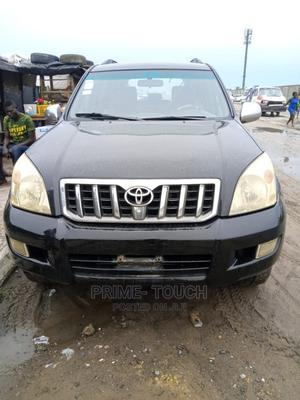 Toyota Land Cruiser Prado 2007 Black | Cars for sale in Lagos State, Surulere