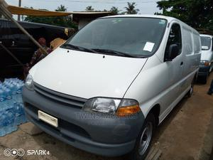 Toyota Hiace, Container Body Long,Direct Hand Manual   Buses & Microbuses for sale in Lagos State, Apapa